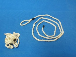 Linka porodowa sznurowa 2 oczkowa - para
