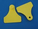 Kolczyk nr 4 żółty ALLFLEX